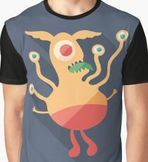 Droll Monster Graphic T-Shirt
