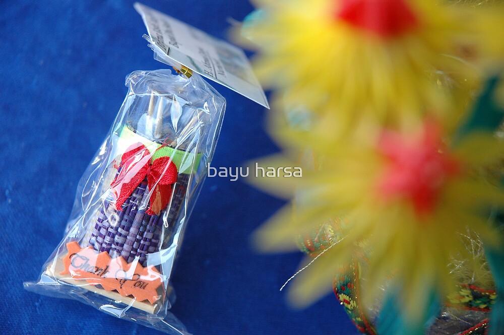 wedding gift by bayu harsa