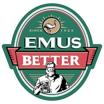 Emu Better by DebbieXBenson