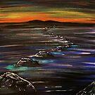 Night Walk by Adam Santana