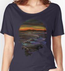 Night Walk Women's Relaxed Fit T-Shirt
