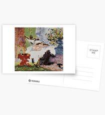 "Paul Cézanne ""Ein modernes Olympia"" Postkarten"
