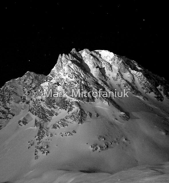 starry Mountain by Mark Mitrofaniuk