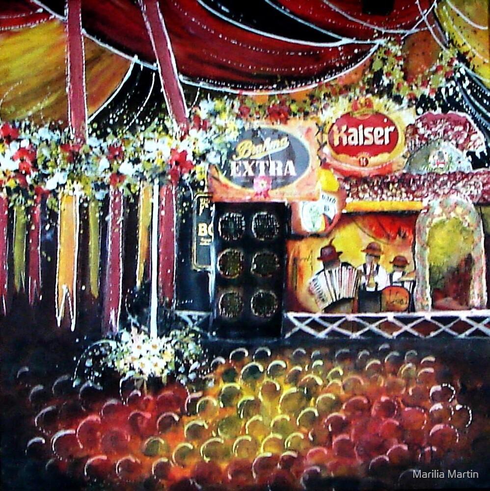 Oktoberfest by Marilia Martin