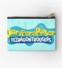 PoriferaRobert TetragonTrousers Studio Pouch