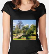Landscape & Architecture Women's Fitted Scoop T-Shirt
