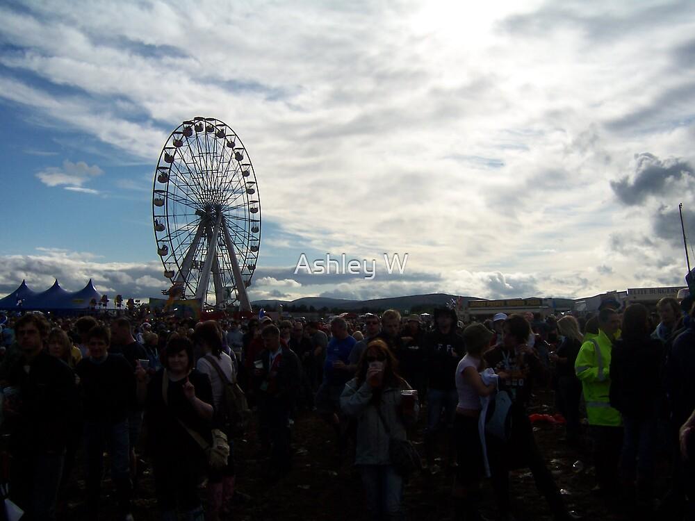 Big Wheel @ T by Ashley W