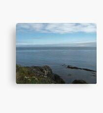 Atlantic Coast Canvas Print