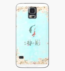 Together (Koe no Katachi inspired design) Case/Skin for Samsung Galaxy
