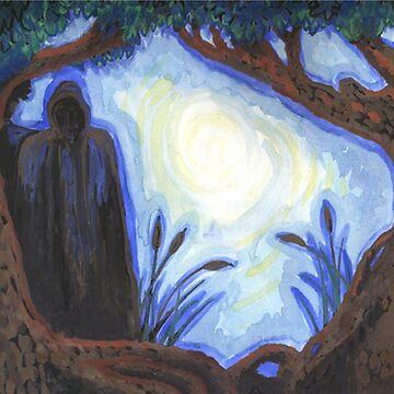 Vampires in the Woods by Aryahvayu