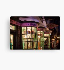 Late Night Sweet Tooth Canvas Print