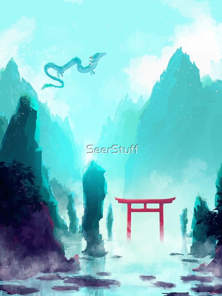 Spiriting Away by SeerStuff