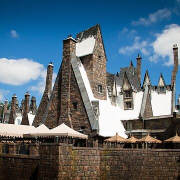 The Village of Hogsmeade by SRisonS