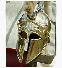 The helmet Poster