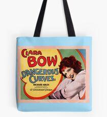 Clara Bow Poster Tote Bag
