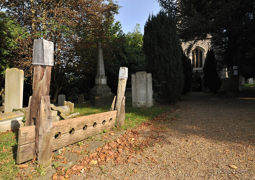 Great Amwell Church by Lea Valley Photographic