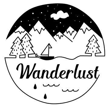 Wanderlust by KathrinLegg