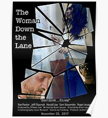 Movie Poster, The Woman Down the Lane Poster