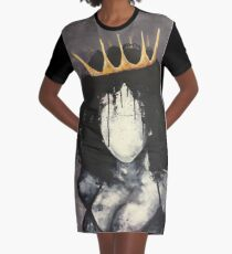 Dreamgirl Graphic T-Shirt Dress