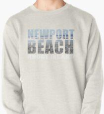 Newport Beach Rhode Island Pullover