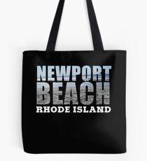 Newport Beach Rhode Island Tote Bag