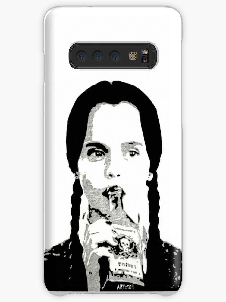 Caring For Your Demon Cat Samsung S10 Case