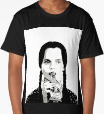 Wednesday Addams Long T-Shirt
