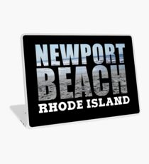 Newport Beach Rhode Island Laptop Skin