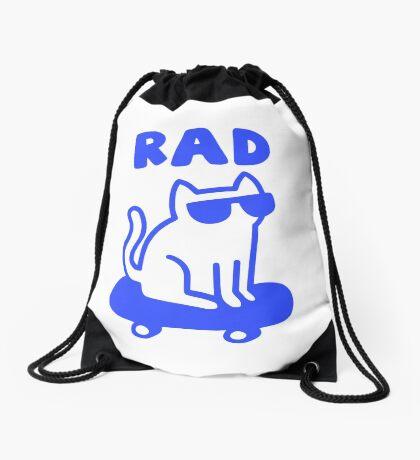 RAD CAT Drawstring Bag