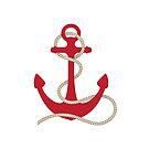 Newport Beach Anchor by Rhode Island Hype