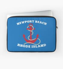 Newport Beach Anchor Laptop Sleeve