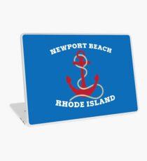 Newport Beach Anchor Laptop Skin