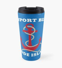 Newport Beach Anchor Travel Mug