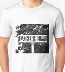 A Street Sign Named Catherine T-Shirt