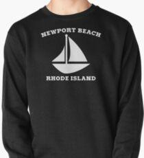 Newport Beach Sailboat Pullover