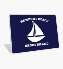 Newport Beach Sailboat Laptop Skin