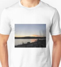 Sunset, South Carolina Seashore Unisex T-Shirt