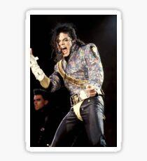 MICHAEL JACKSON - 1992 Sticker