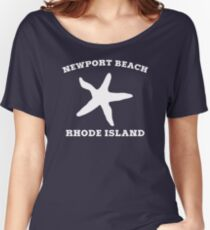 Newport Beach Starfish Women's Relaxed Fit T-Shirt