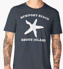 Newport Beach Starfish Men's Premium T-Shirt
