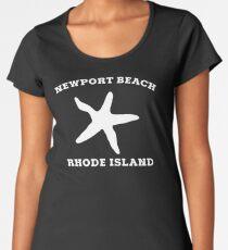 Newport Beach Starfish Women's Premium T-Shirt