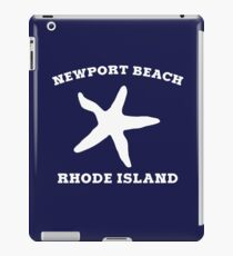 Newport Beach Starfish iPad Case/Skin