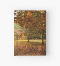 Leaf Peeping Hardcover Journal