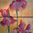 Flowers by Jos van de venne