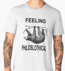 Feeling Philoslothical Men's Premium T-Shirt