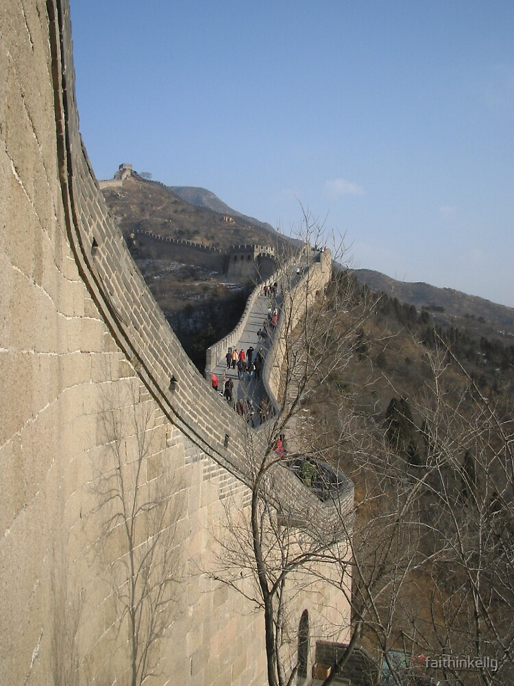 The Great Wall by faithinkelly