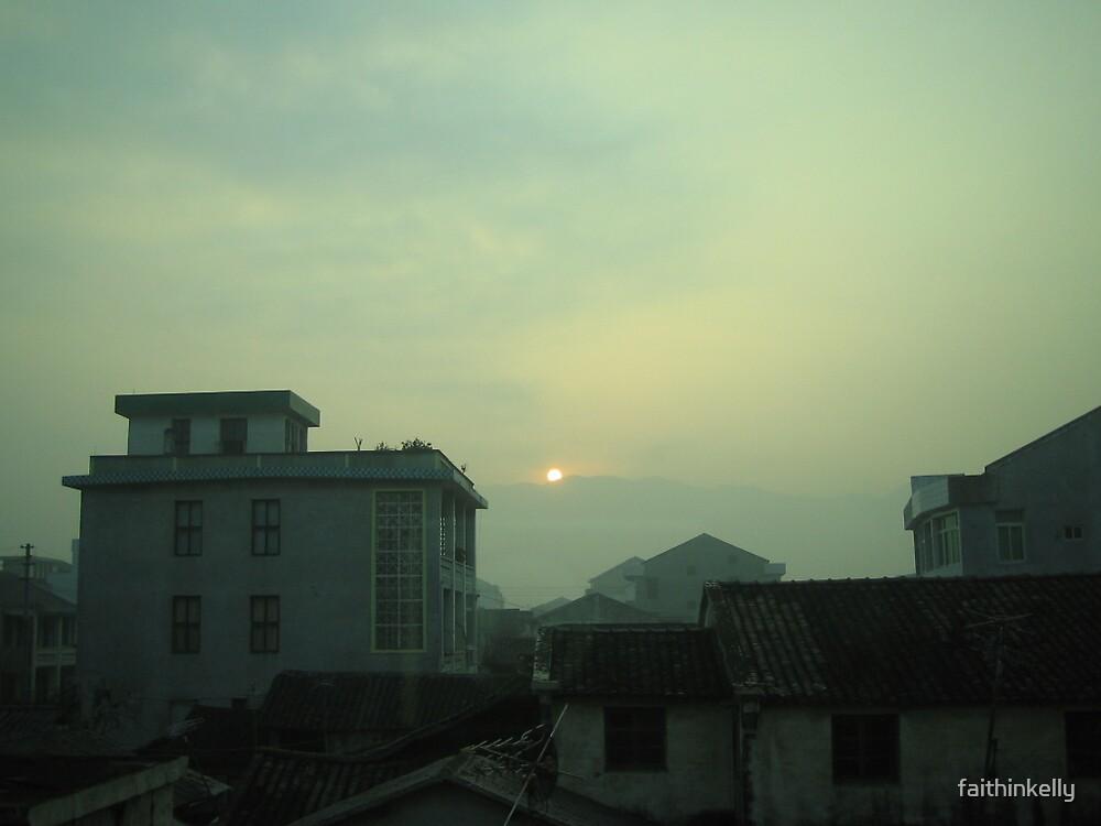 Rises outside my Window by faithinkelly