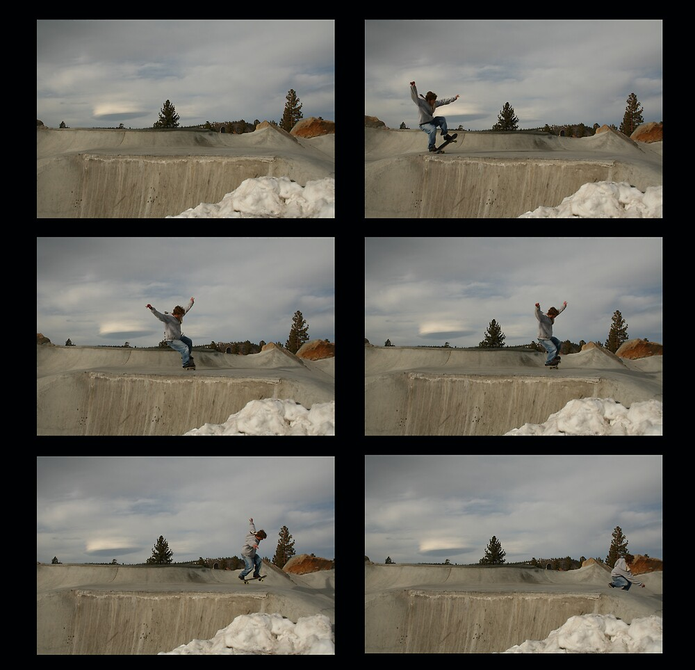 Blunt slide sequence by Aaron Riddle