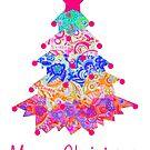 Christmas tree by hayleylauren
