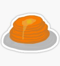 Stack of Pancakes Sticker